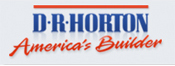 DR Horton home builder